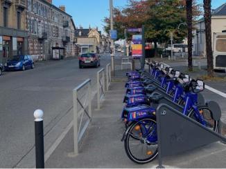 Le vélo électrique en libre service à Tarbes et Lourdes comment ça marche
