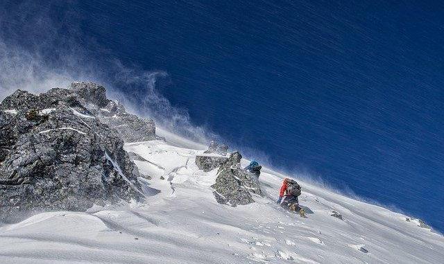 Tempête sur les Pyrénées, des vents jusqu'à 200 km/h attendus