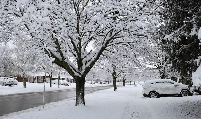 Le retour de la neige annoncé en fin de semaine à Tarbes