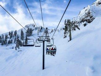 Ski. les remontées mécaniques resteront fermées au mois de février