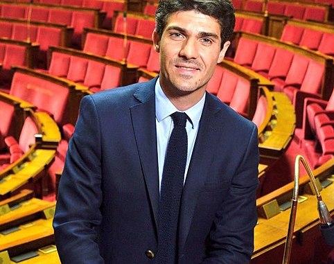 Aurelien pradié tête de liste LR régionales Occitanie