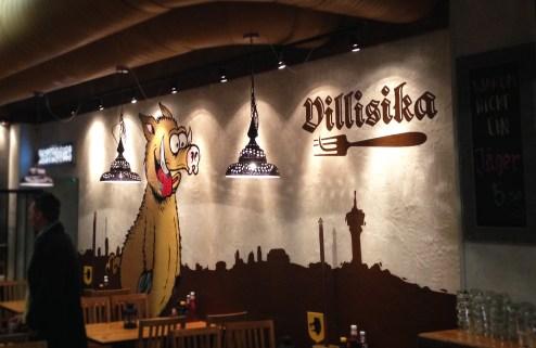Villisika_wall