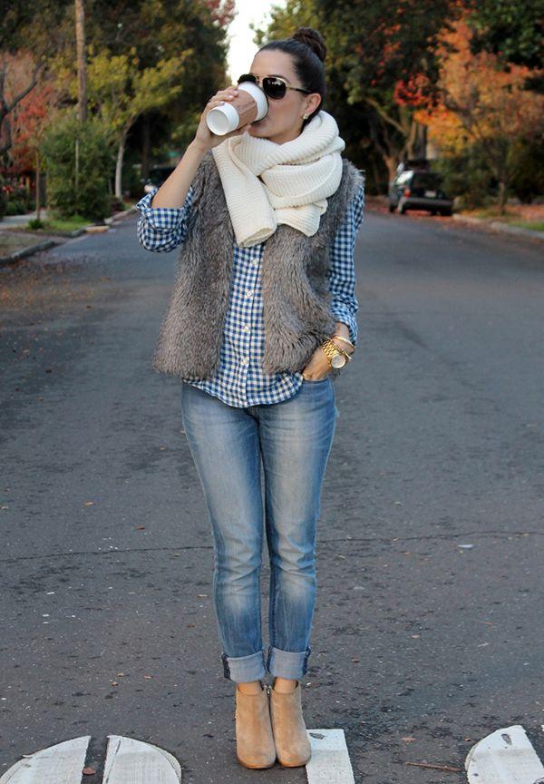 طريقة ارتداء أحذية الكاحل مع ملابس مختلفة