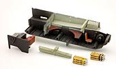 タルガ 鋼密度模型 タイガーⅠ戦車 通販