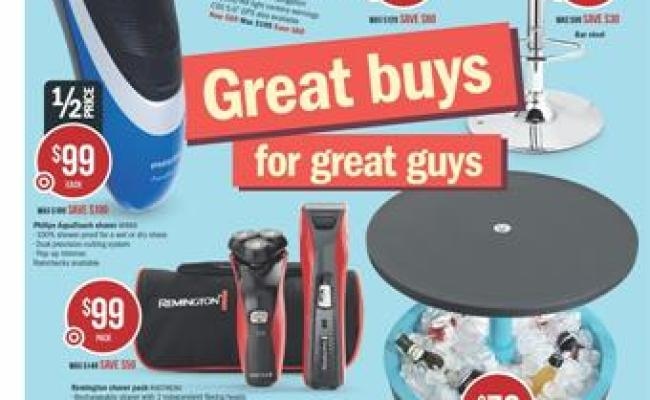 Target Gifts For Men With Wide Product Range Of New Catalogue