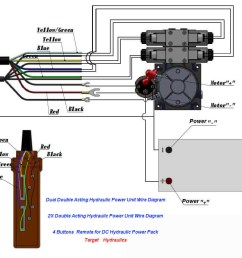 how to wire hydraulic power pack power unit diagram design rh target hydraulics com hydraulic pump circuit diagram mac valve wiring diagram [ 1423 x 897 Pixel ]