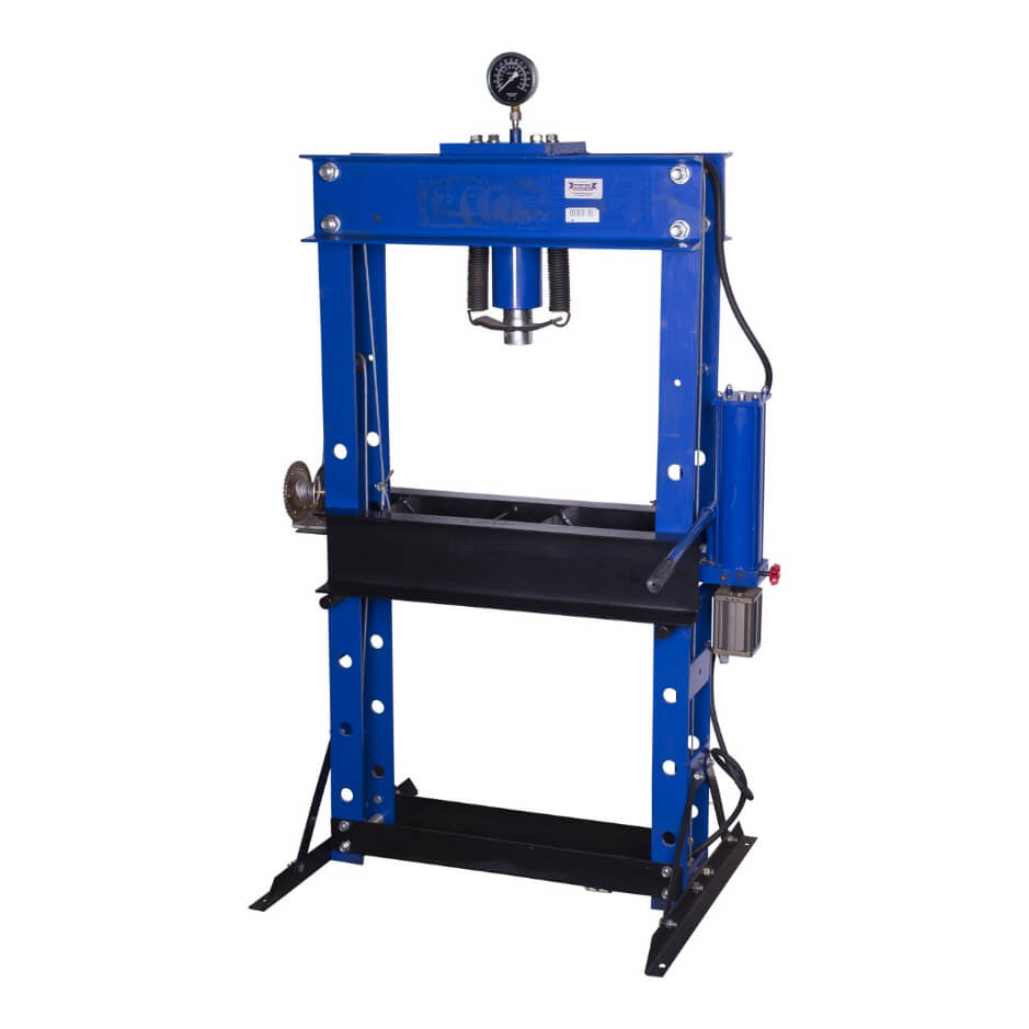 hight resolution of hydraulic press machine