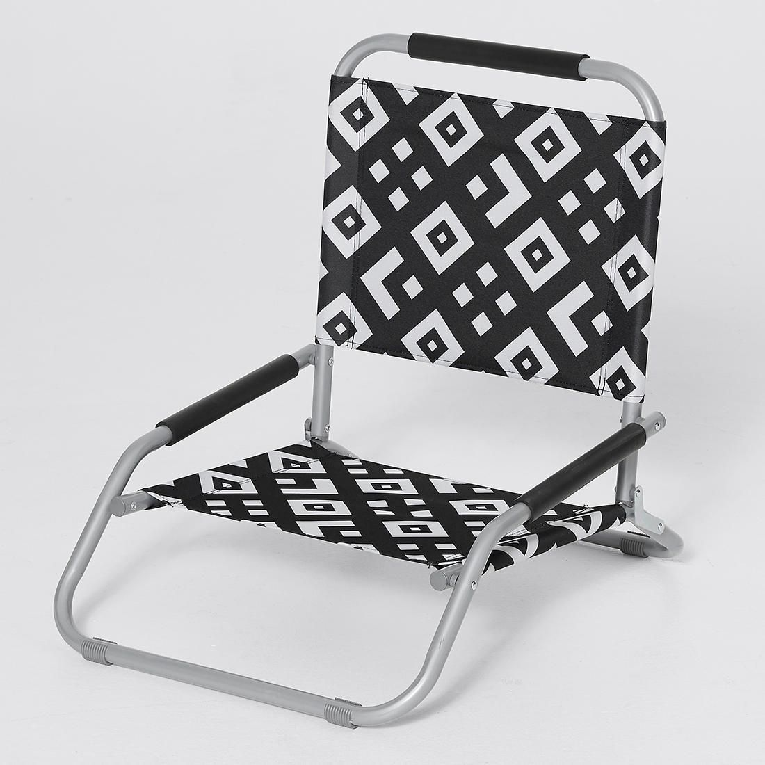 folding chair australia office chairs with adjustable arms geo print premium beach target
