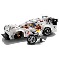 LEGO Speed Champions Porsche 919 Hybrid & 917K Pit Lane ...