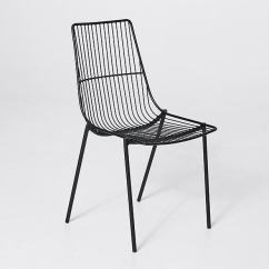 Black Wire Chair Office Under 1000 Occasional Target Australia