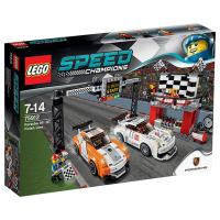 LEGO Speed Champions Porsche 911 GT Finish Line 75912 ...