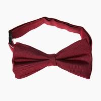 Grosgrain Plain Bow Tie - Red   Target Australia