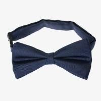 Grosgrain Plain Bow Tie