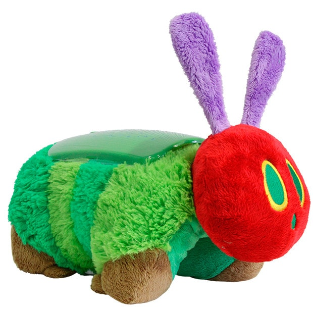kitchen towels target 18 inch deep cabinets the very hungry caterpillar dream lites pillow pet ...