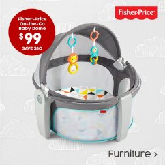 Hanging Chair Big W Stool Malaysia Baby Products Babywear Shop Online Or Instore Target Australia Pisher Price On The Go Dome 99 Save 30 Now