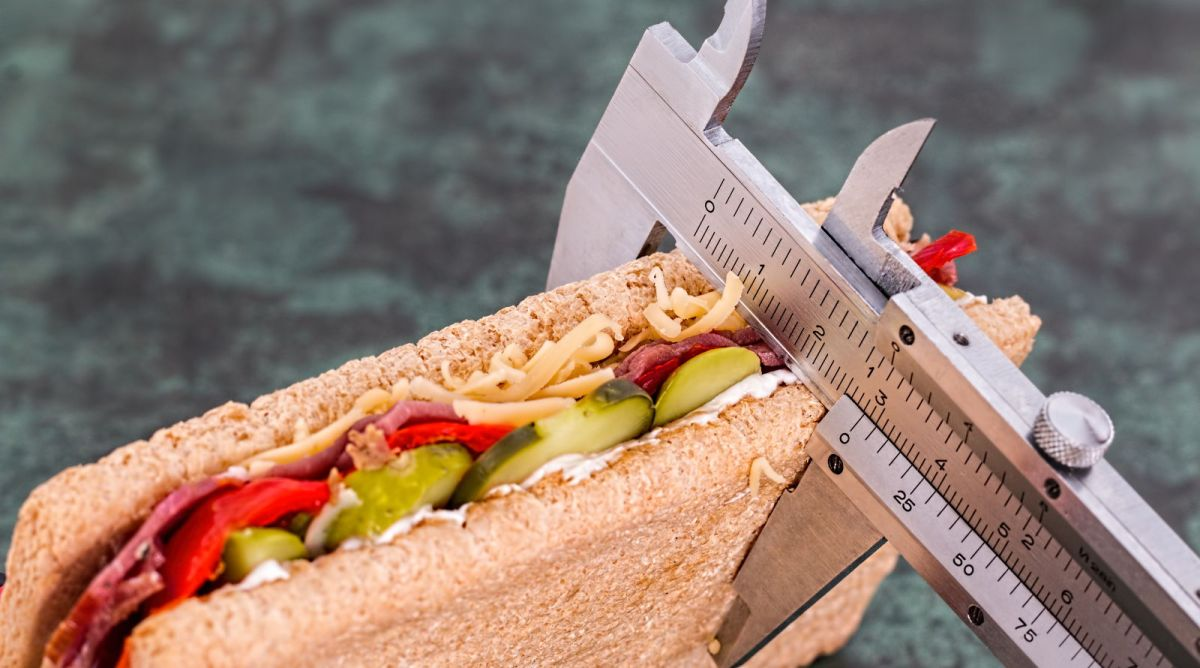 Diät von 1700 Kalorien pro Tag