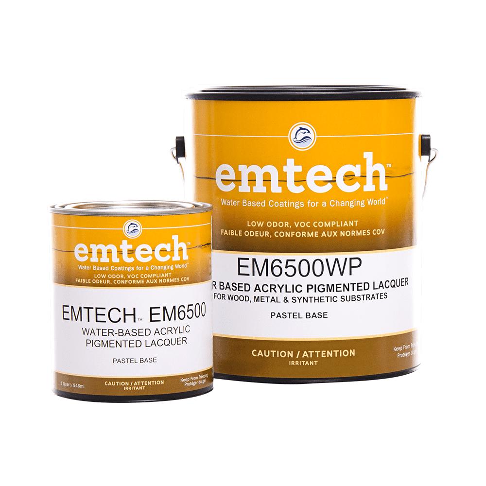 EMTECH EM6500 WB Bright White / Custom Tint Lacquer