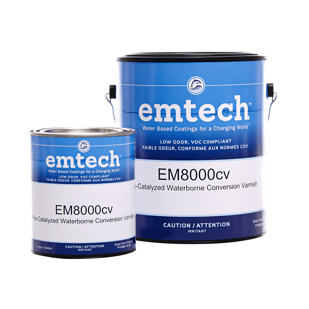 EMTECH EM8000cv WB Conversion Varnish