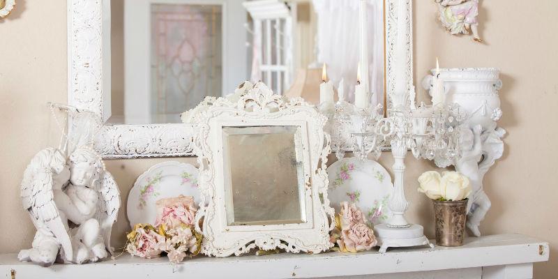 Shabby Chic come rendere la tua casa pi romantica  Target donna
