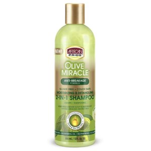 african pride olive miracle 2-in-1 shampoo conditioner