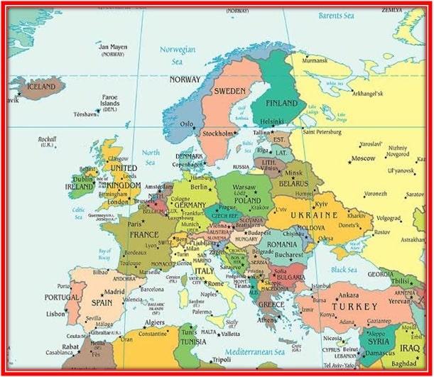 यूरोप