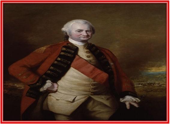 ब्रिटिश भारत के गवर्नर-जनरल