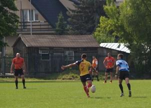Turniej rugby na Targówku