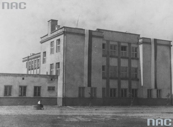 Szkoła przy ul. Mieszka I