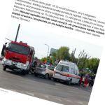 Wypadek karetki na Radzymińskiej