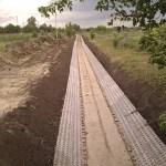 Pierwsze prace przy stacji Zacisze – Wilno