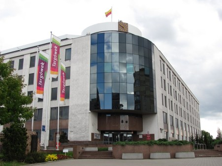 Ratusz Targówka i siedziba Rady Targówka /fot. targowek.info