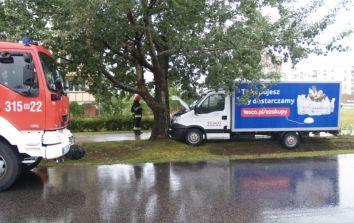 Wypadek na Blokowej