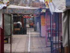 Bazarek na Trockiej