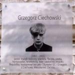 Anna Ciechowska: Grzegorz byłby bardzo szczęśliwy