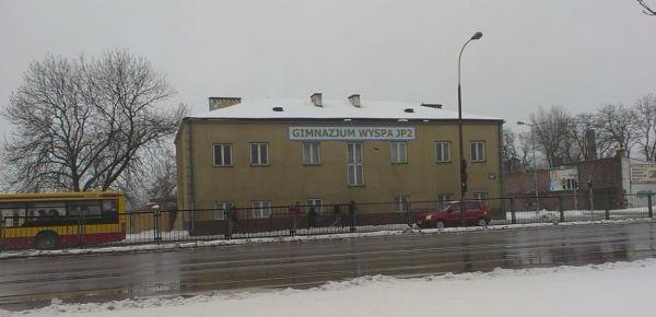 Gimnazjum Wyspa JPII / fot. targowek.info
