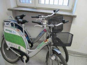 Skradzione rowery Veturilo /fot. Policja