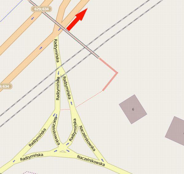 źródło mapy:  OpenStreetMap