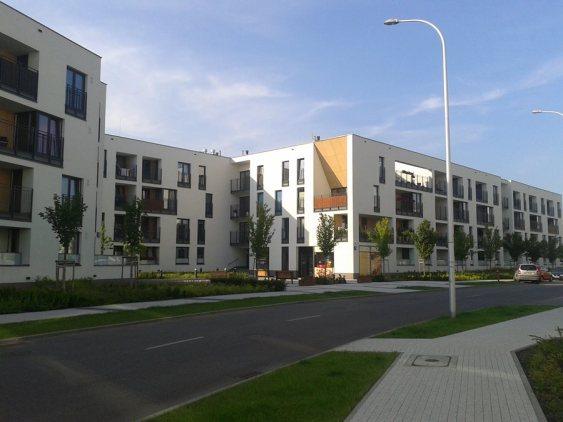Ulica Zamkowa na Osiedlu Wilno / fot. targowek.info