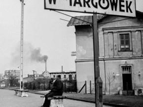 Stacja Targówek, lata 60-te / fot. Marek Zürn