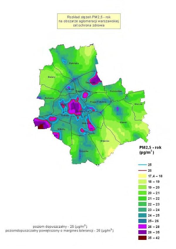 źródło WIOŚ Warszawa
