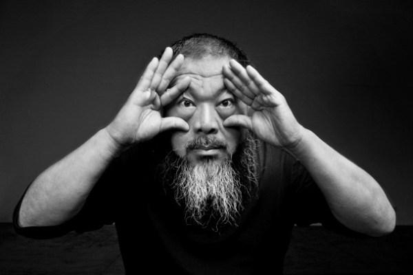 Ai Weiwei / fot. Muzeum Sztuki Nowoczesnej