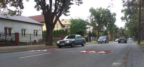 Większość kierowców zwalania i o to chodzi / fot. targowek.info