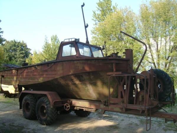 Kuter Holowniczy KH-200 / fot. Muzeum Komunikacji