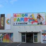 Największy sklep z farbami na Targówku