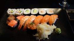 Sushi / fot. Antti T. Nissinen / Flickr