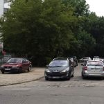 Zakaz parkowania na Lusińskiej. I co z tego?