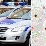 Mapa bezpieczeństwa policji. Jakie są największe uciążliwości Targówka?