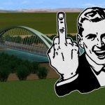 Już oficjalnie: budowa mostu Krasińskiego przesunięta