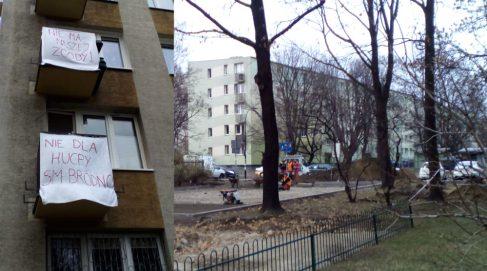 fot. Facebook/Mieszkańcy SM Bródno