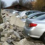 O tym, że mur się zawali, było wiadomo od miesiąca